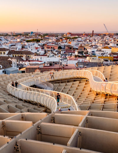 best-sunset-spots-seville-spain-oasis-backpackers-hostels