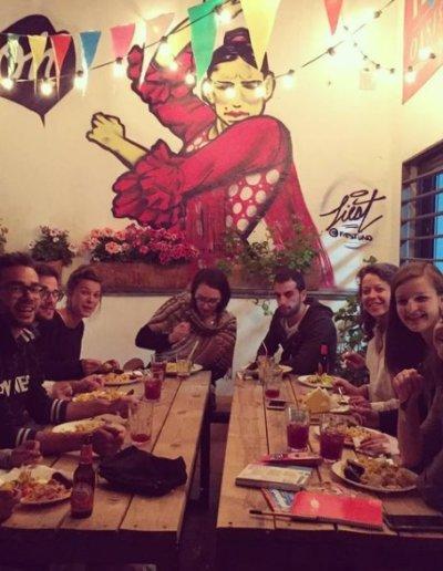 Oasis-Sevilla-Dinner